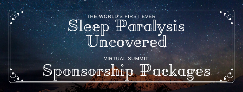 Sleep Paralysis Uncovered Virtual Summit