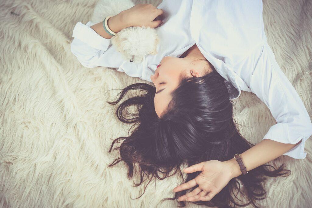Sleep paralysis disturbance