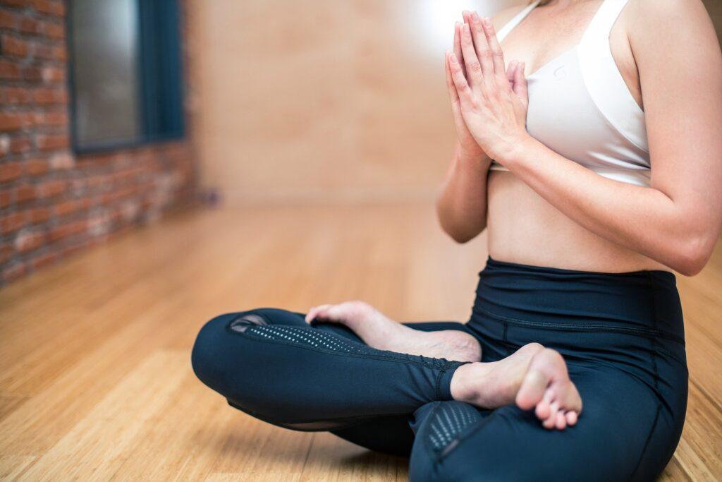 Guided Meditation Yoga